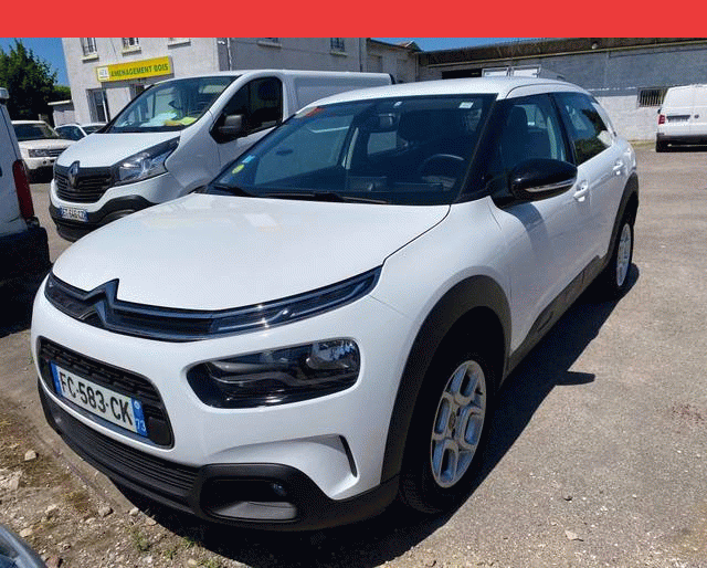 Citroën Citroën C4 Cactus SOCIETE BLUE HDI 100 FEEL NAV