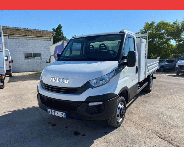 Iveco Iveco Daily Ccb BENNE + COFFRE 35 C 14 R.J