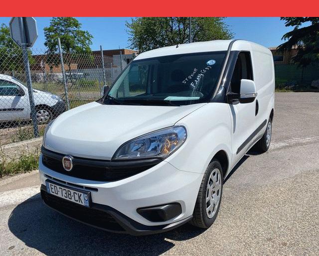 Fiat Fiat Doblo 1.4 GNV TJET 120 PACK PRO