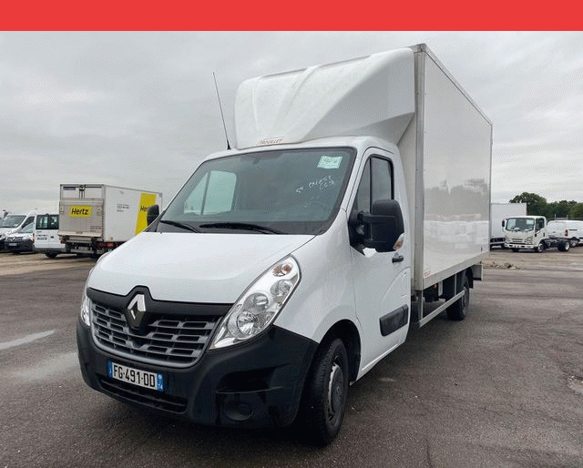 Renault Renault Master CAISSE + HAYON 20M3 2.3 DCI 145CH