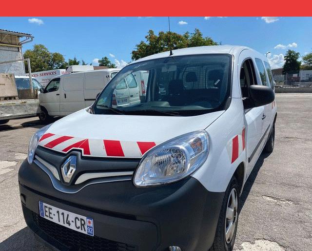Renault Renault Kangoo MAXI 5 PLACES 1.5 DCI 90